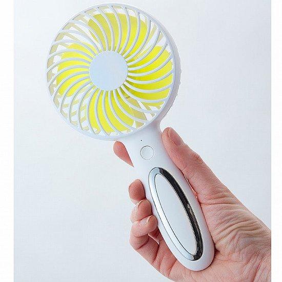 2-Way Mini Fan - Buy 2 Save £5!