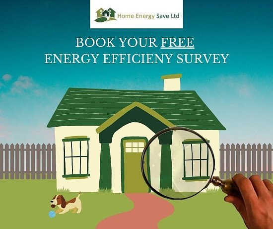Limited Time Deal | FREE Energy Efficiency Survey