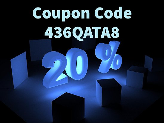 20% off All Products Coupon