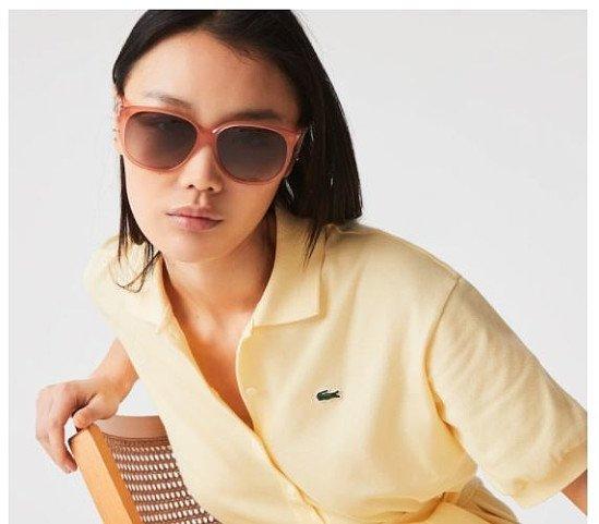 NEW ARRIVAL - Modified Rectangle Acetate Oversize Look Sunglasses, £129.90!