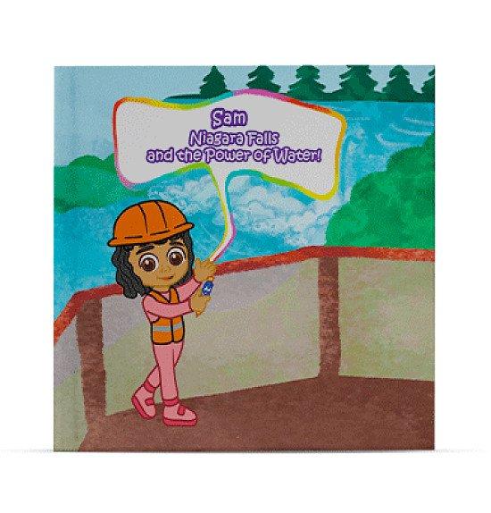 personalised childrens book - Niagara Falls