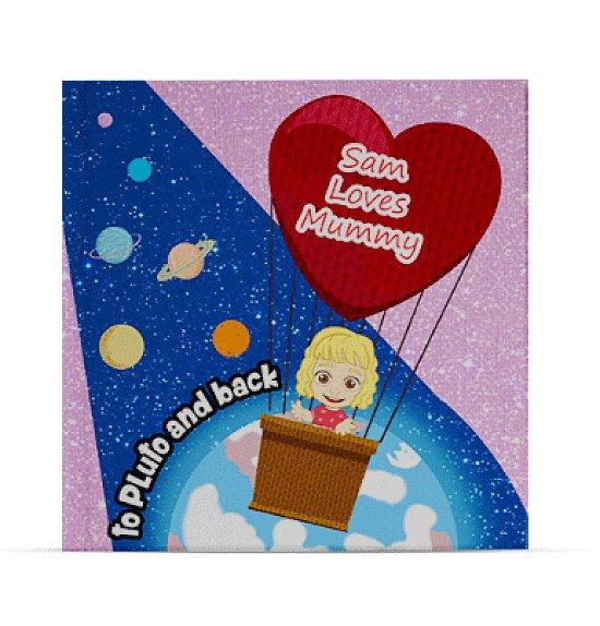 personalised childrens book - I Love Mummy
