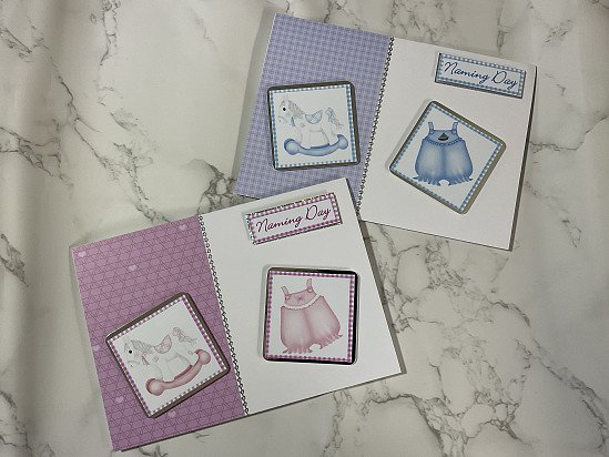 Christening Cards And Naming Day Cards Just Added