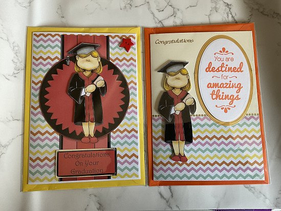New Graduation Cards Just Added