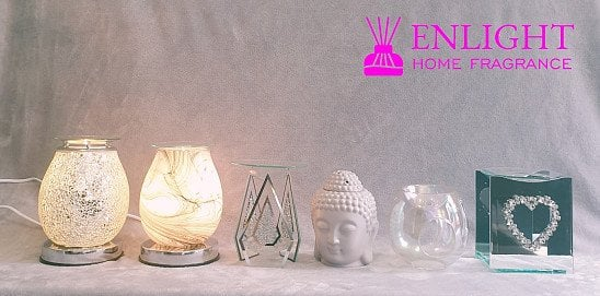 Burners, melters and aroma lamps now in stock