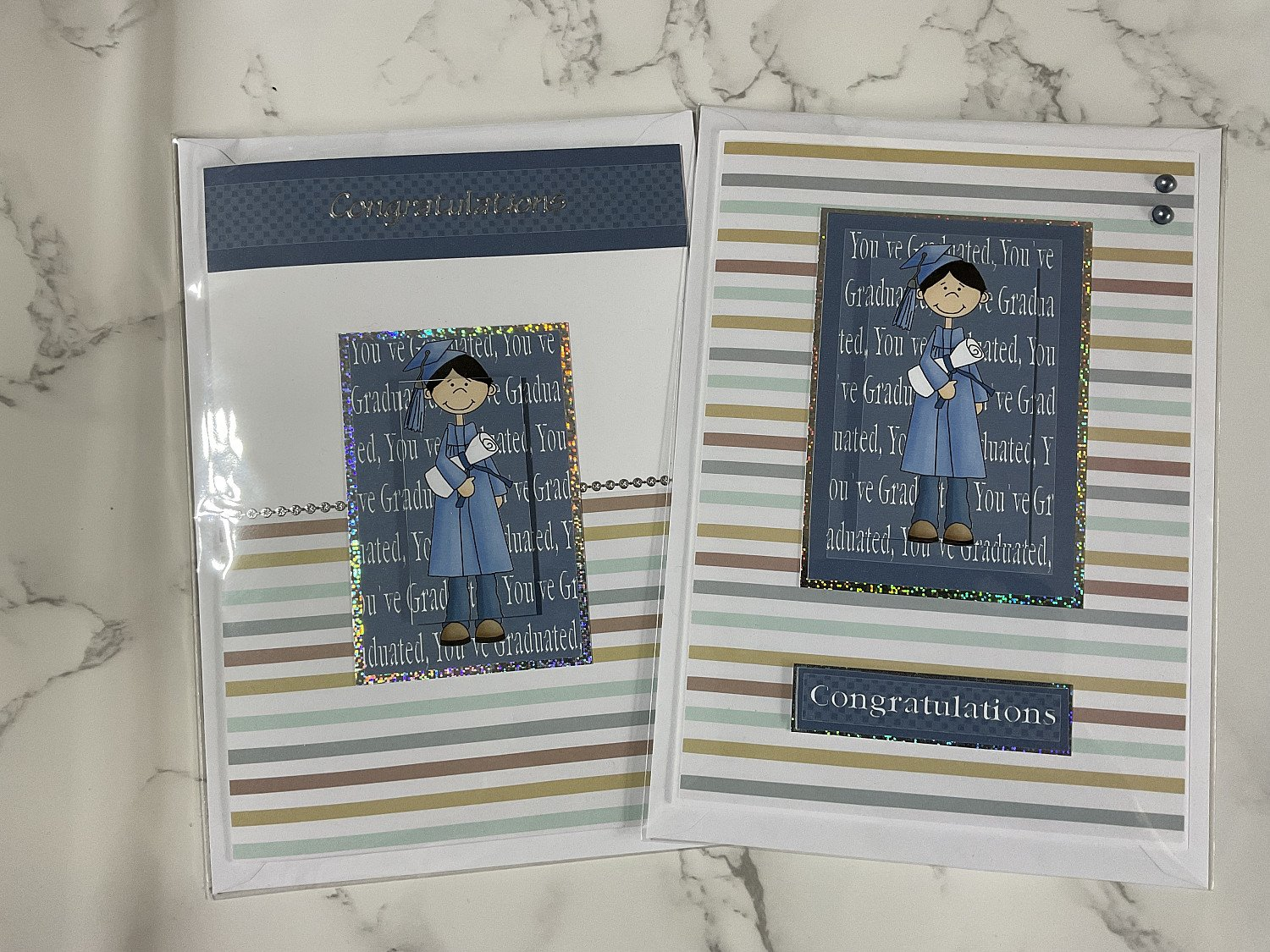 We Have Just Added 2 more Graduation designs to our shop.
