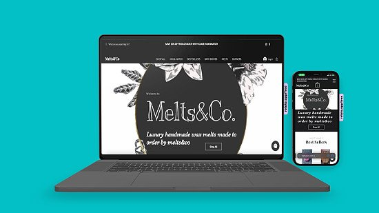 Web Design for Small Businesses from £99