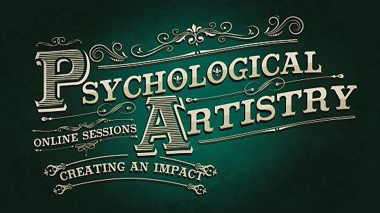 Save 20% on Psychological Artistry Online