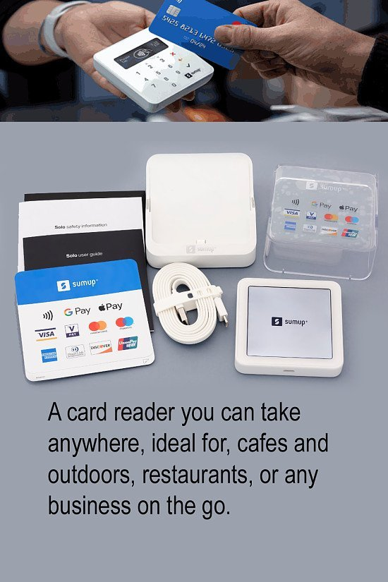 Mobile Point Of Sale Card Reader