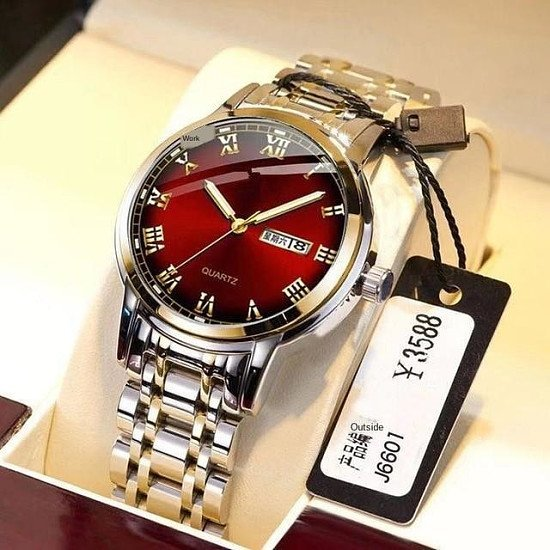 Lovely Watch For Handsome Guys