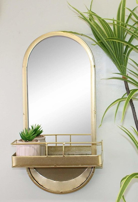 💥ARCHED MIRROR WITH STORAGE💥