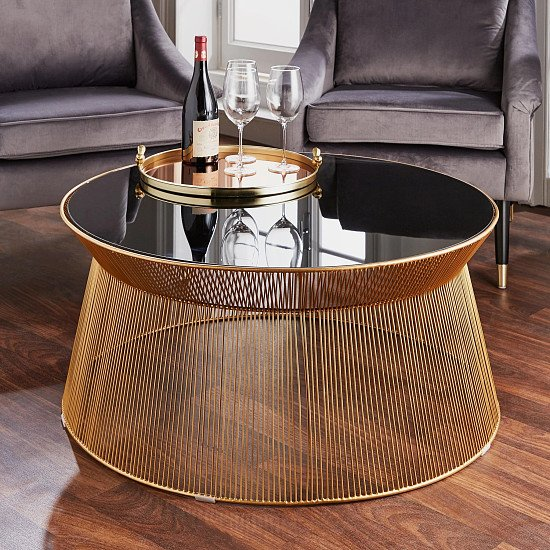 Curve Coffee Table - Save £££s on RRP!
