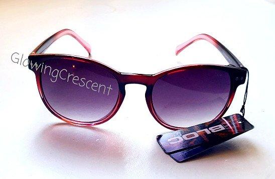 Bloc Jasmin FF31 Sunglasses + FREE Bloc Case