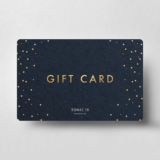 Win a £30 Gift Card at TONIC15