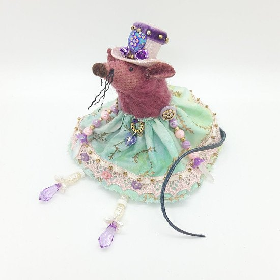 WHISPERS OF LOVE BUTTON DOLL MOUSE - 20% discount available