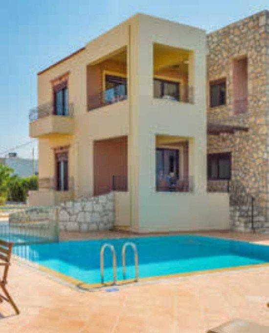 Amazing dral on Crete Villa