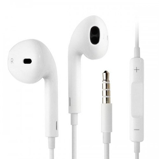 Earphone Headset with Remote &amp Mic for iPhone 5 6S iPad Good Quality