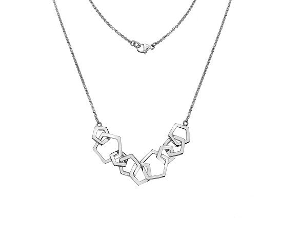 Save 35% on this gorgeous silver necklace