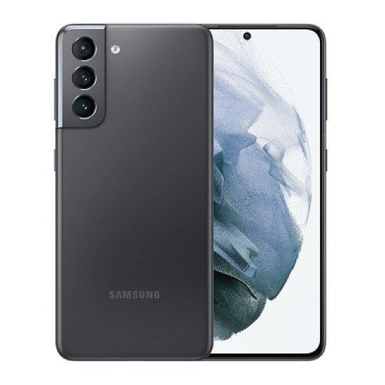 "Samsung Galaxy S21 Phantom Grey 6.2"" 128GB 5G Unlocked & SIM Free"