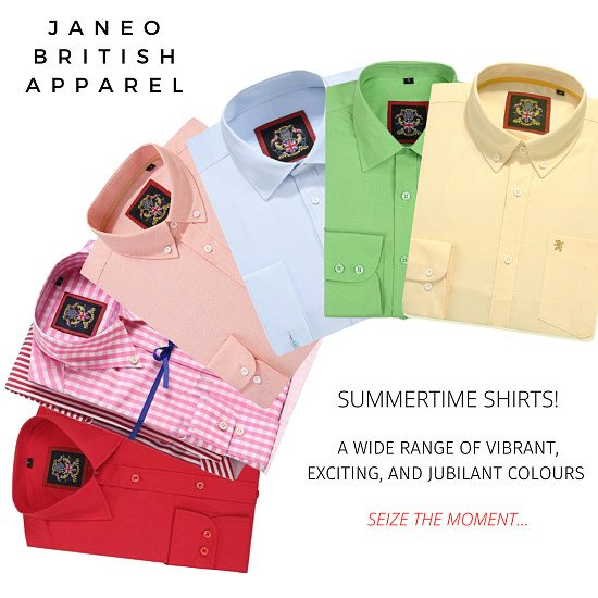 Summertime Shirts!