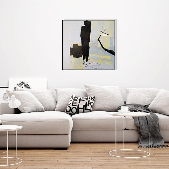 SALE - Liang & Eimil Avice Oil Paint On Canvas | Outlet!