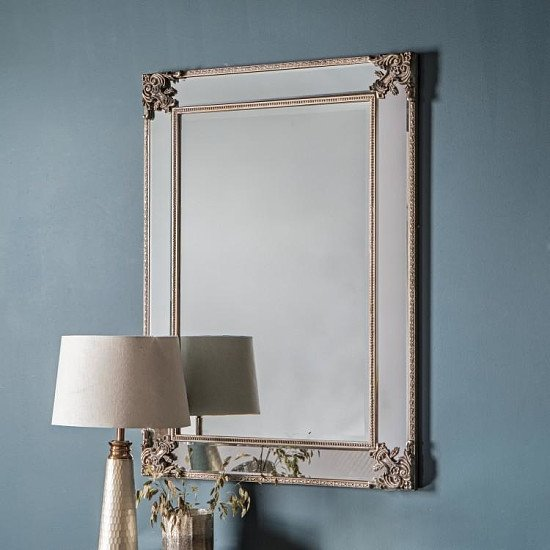 SALE - Gallery Direct Wilson Mirror Champagne | Outlet!