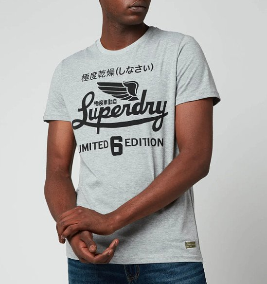 Extra 20% off Superdry