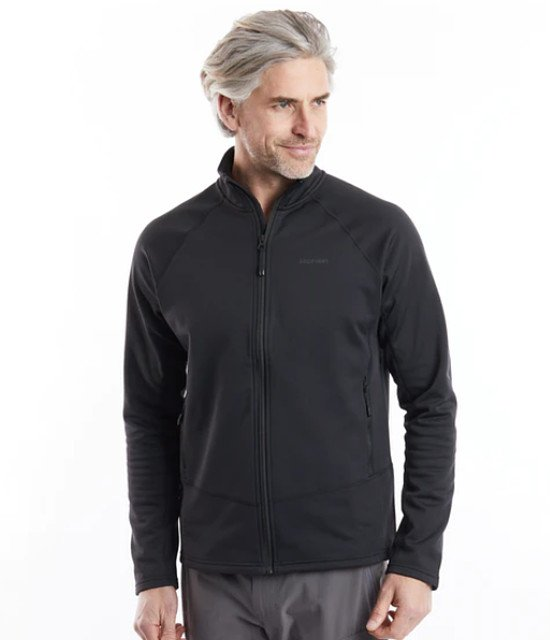 Save 50% on the Men's Moorland Jacket in Black