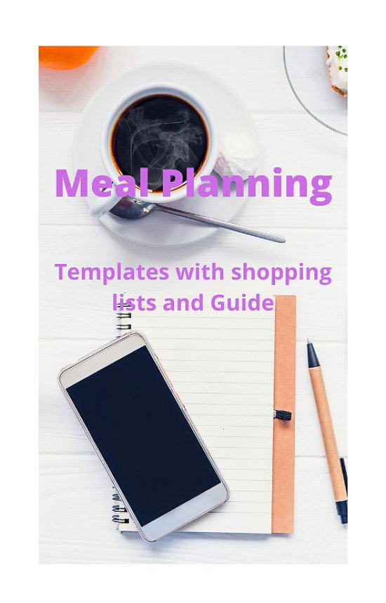 Downloadable Meal Plan Bundle