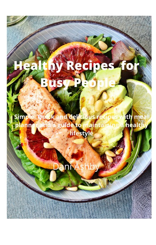 E-Cookbook - Healthy Breakfast for Busy People