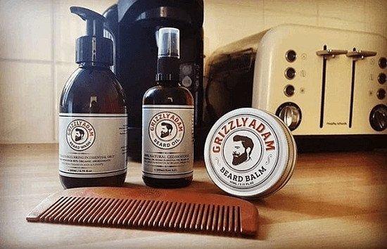 Save 20% on all Beard Grooming Kits