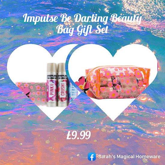 Impulse Be Darling Beauty Bag Gift Set