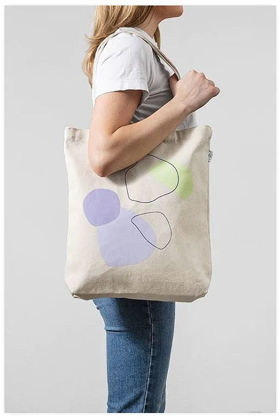 SAVE 30% - LIMITED EDITION COLOR SHAPES TOTE BAG!