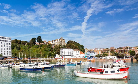 Folkestone & France Weekend - 4 Days from just £119.99pp!