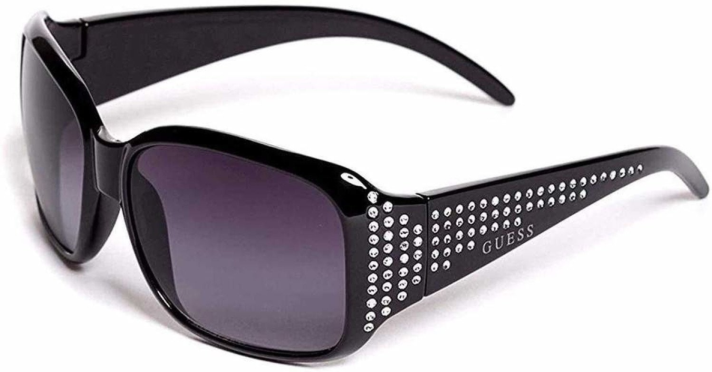 GUESS Women's GF4000 (Black (Black)