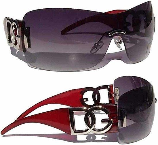 Eyewear Sunglasses by DG Studio Collection - Full UV400 Protection