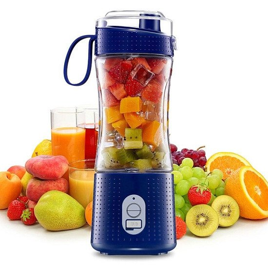 Portable USB Electric Fruit Juicer Smoothie Maker Orange Juicer Machine Cup For Fruit Mixer Juice