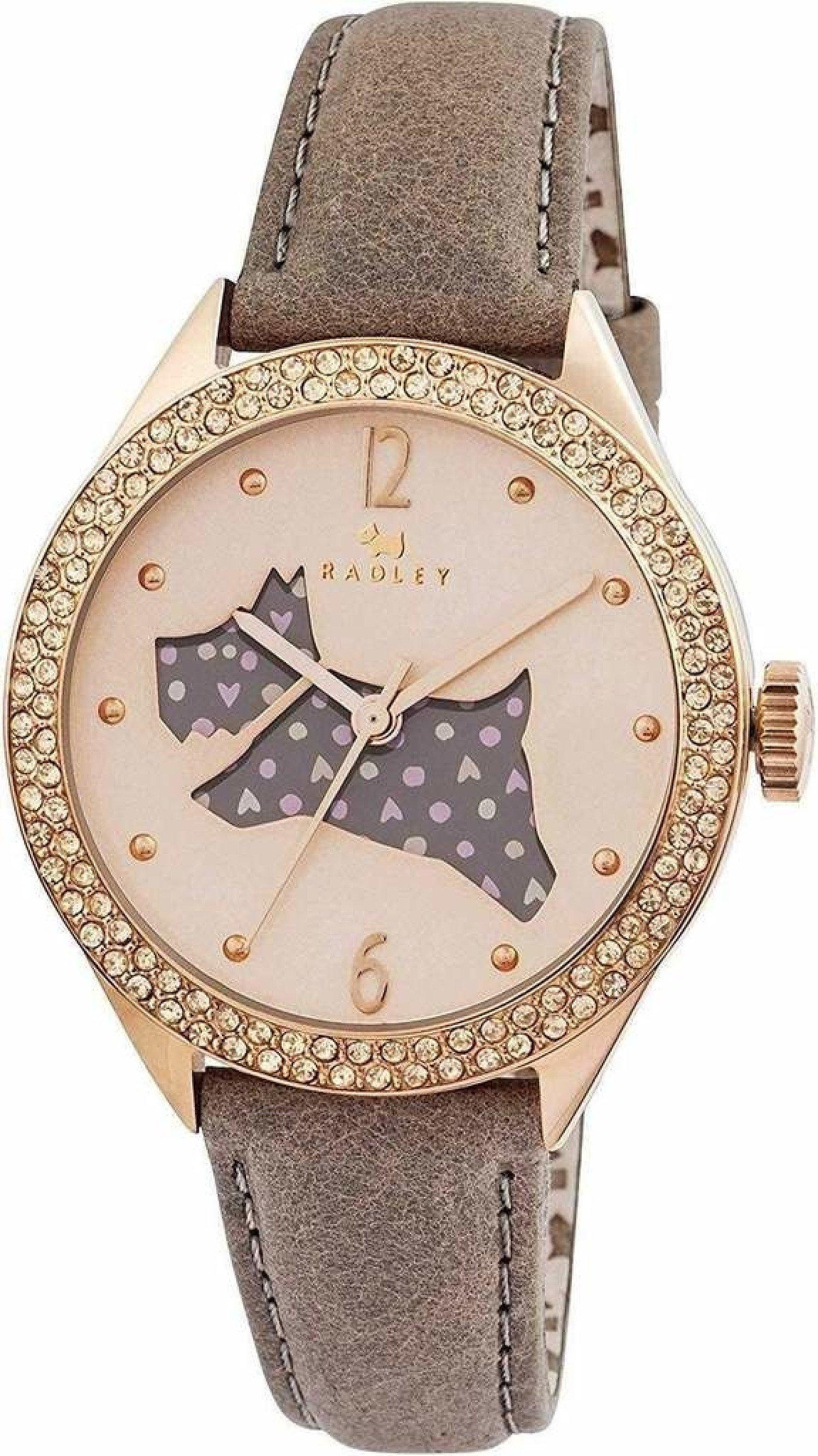Radley RY2206 – Watch, Leather Strap Brown