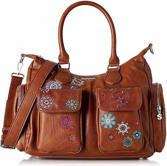 Desigual Women's 19WAXPX0 Shoulder Bag | Sale Store UK