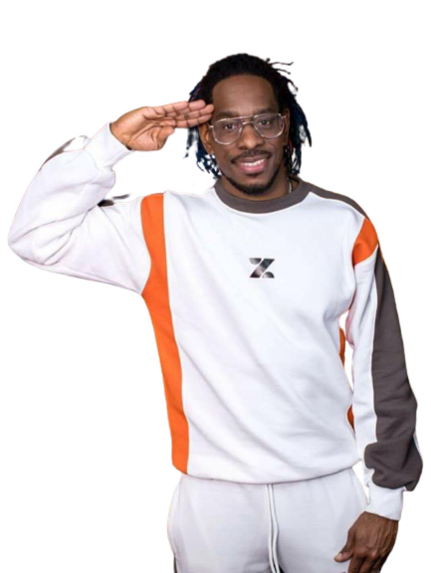 Kumasi Unisex Tracksuit £19.99