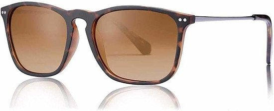 Vintage Polarised Men's Women's Sunglasses UV400 Protection Lens