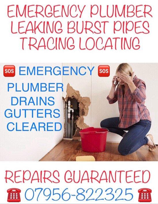 Emergency Plumber Eltham leaking Burst Pipes
