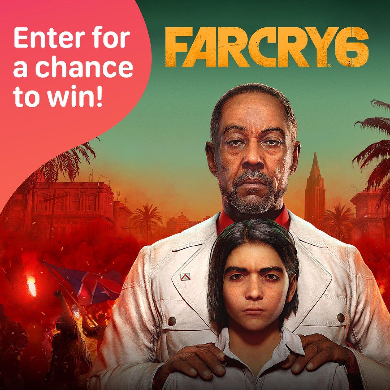 WIN a copy of Far Cry 6
