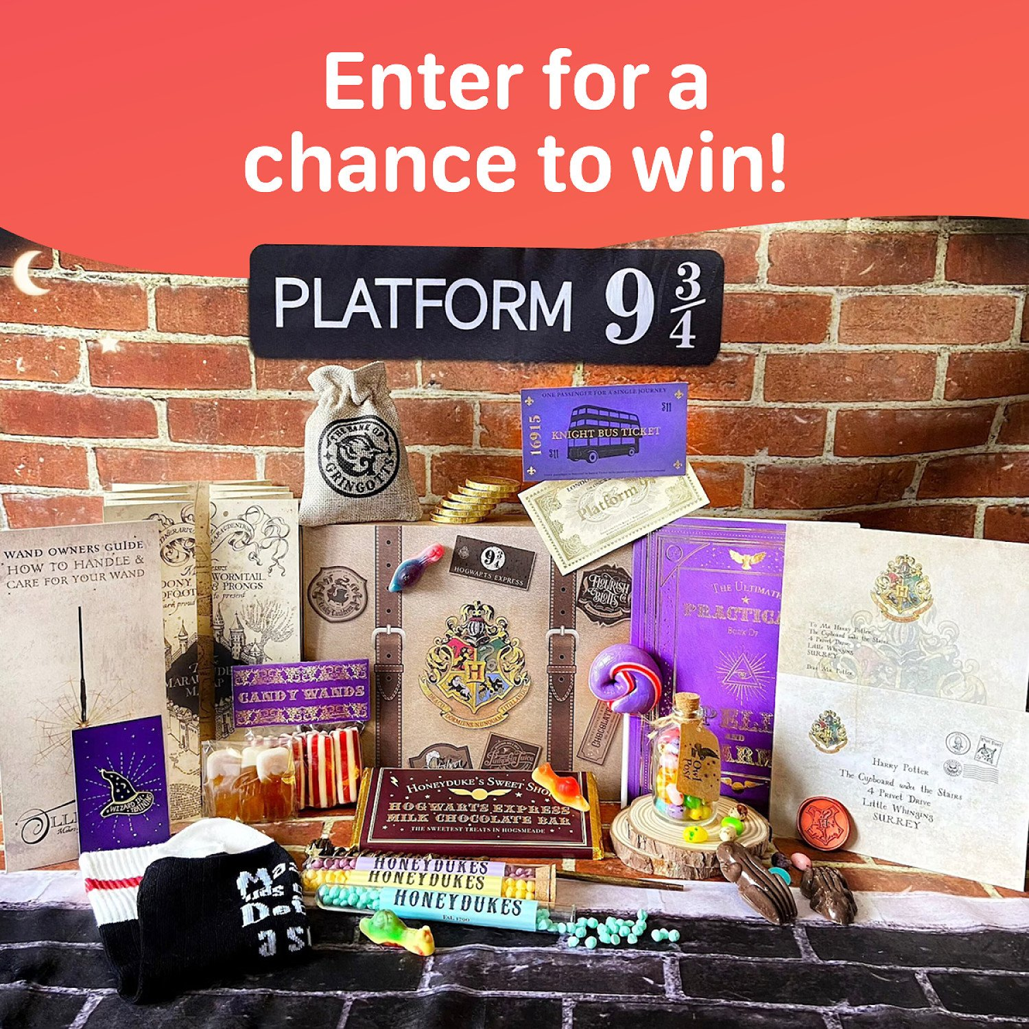 WIN this Harry Potter Gift Set