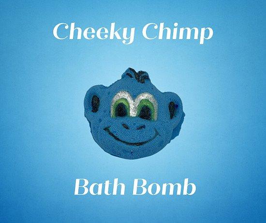 Cheeky Chimp Bath Bomb
