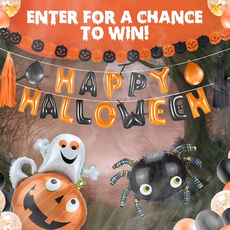 WIN the Ultimate Halloween Decoration Bundle