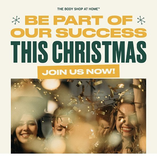 Join my team for christmas