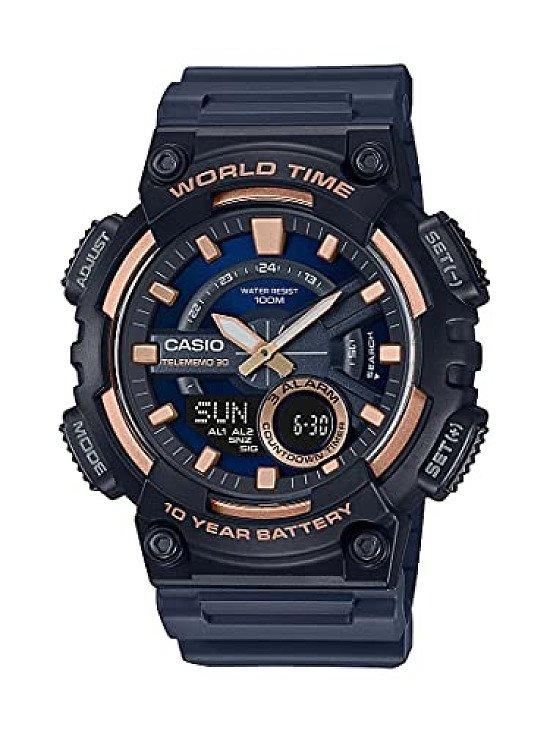 Casio 10-Year Battery Quartz Watch