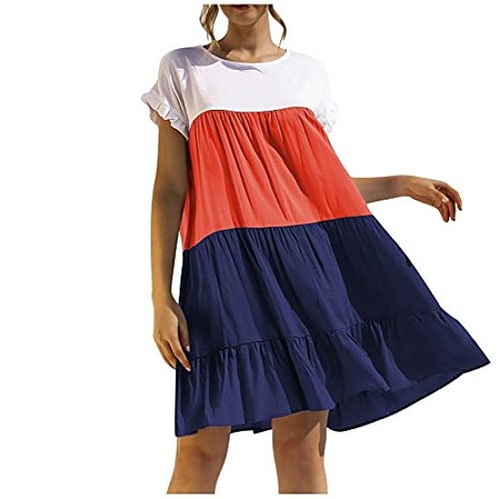 Briskorry Summer Dress Women's..