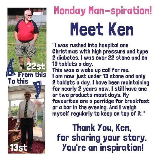 Monday Man-spiration!